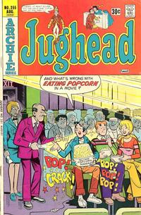 Cover Thumbnail for Jughead (Archie, 1965 series) #255