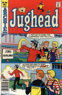 Cover Thumbnail for Jughead (Archie, 1965 series) #266