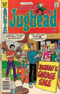 Cover Thumbnail for Jughead (Archie, 1965 series) #268