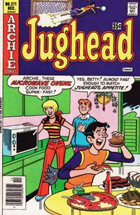 Cover Thumbnail for Jughead (Archie, 1965 series) #271
