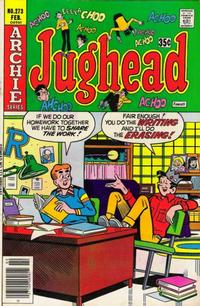 Cover Thumbnail for Jughead (Archie, 1965 series) #273