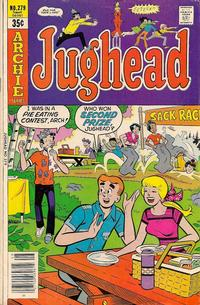 Cover Thumbnail for Jughead (Archie, 1965 series) #279
