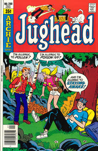 Cover Thumbnail for Jughead (Archie, 1965 series) #280
