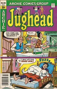 Cover Thumbnail for Jughead (Archie, 1965 series) #286