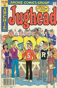 Cover Thumbnail for Jughead (Archie, 1965 series) #300
