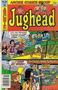 Cover Thumbnail for Jughead (Archie, 1965 series) #305
