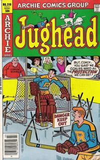 Cover Thumbnail for Jughead (Archie, 1965 series) #310
