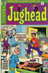 Cover Thumbnail for Jughead (Archie, 1965 series) #313