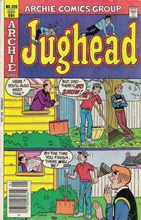 Cover Thumbnail for Jughead (Archie, 1965 series) #320