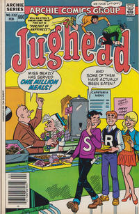 Cover Thumbnail for Jughead (Archie, 1965 series) #332
