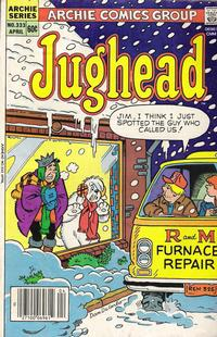Cover Thumbnail for Jughead (Archie, 1965 series) #333