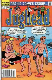 Cover Thumbnail for Jughead (Archie, 1965 series) #342