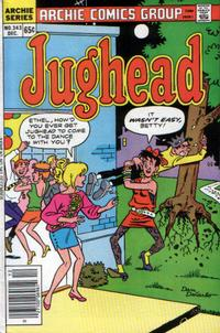 Cover Thumbnail for Jughead (Archie, 1965 series) #343