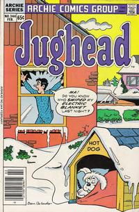 Cover Thumbnail for Jughead (Archie, 1965 series) #344
