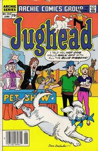 Cover Thumbnail for Jughead (Archie, 1965 series) #346