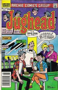 Cover Thumbnail for Jughead (Archie, 1965 series) #347