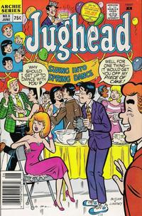 Cover Thumbnail for Jughead (Archie, 1987 series) #6 [Newsstand]
