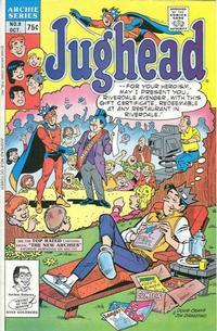 Cover Thumbnail for Jughead (Archie, 1987 series) #8 [Direct]
