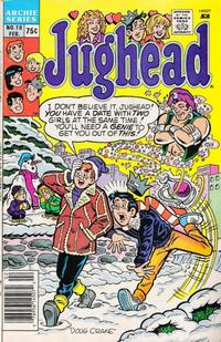 Cover Thumbnail for Jughead (Archie, 1987 series) #10 [Newsstand]