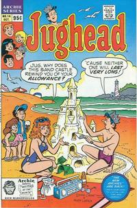 Cover Thumbnail for Jughead (Archie, 1987 series) #14 [Direct]