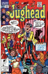 Cover Thumbnail for Jughead (Archie, 1987 series) #19