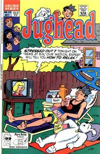 Cover Thumbnail for Jughead (Archie, 1987 series) #20 [Direct - DeCarlo & Lapick]