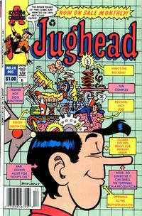 Cover Thumbnail for Jughead (Archie, 1987 series) #28