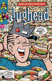 Cover Thumbnail for Jughead (Archie, 1987 series) #30