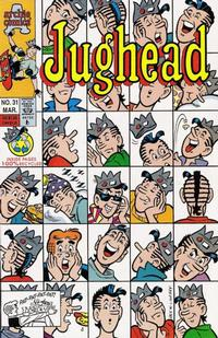 Cover Thumbnail for Jughead (Archie, 1987 series) #31