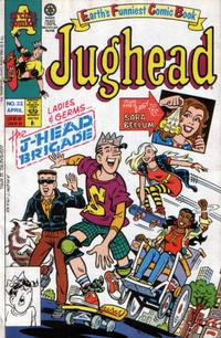 Cover Thumbnail for Jughead (Archie, 1987 series) #32