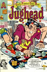 Cover Thumbnail for Jughead (Archie, 1987 series) #37