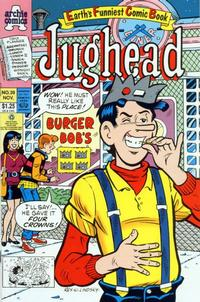 Cover Thumbnail for Jughead (Archie, 1987 series) #39 [Direct]