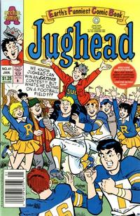 Cover Thumbnail for Jughead (Archie, 1987 series) #41