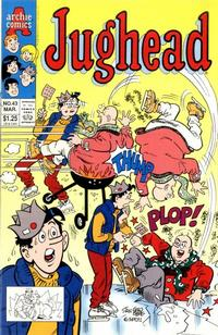 Cover Thumbnail for Jughead (Archie, 1987 series) #43