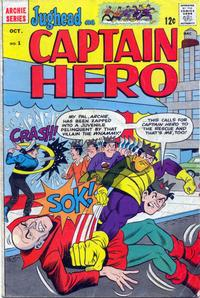 Cover Thumbnail for Jughead as Captain Hero (Archie, 1966 series) #1