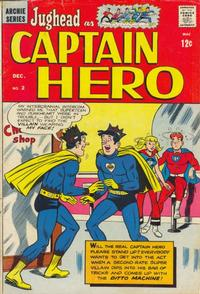 Cover Thumbnail for Jughead as Captain Hero (Archie, 1966 series) #2