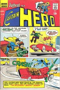 Cover Thumbnail for Jughead as Captain Hero (Archie, 1966 series) #6