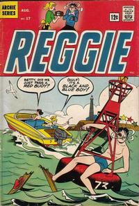 Cover Thumbnail for Reggie (Archie, 1963 series) #17