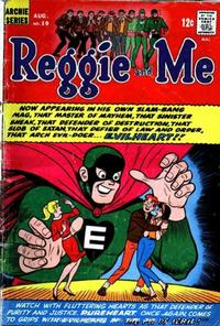 Cover Thumbnail for Reggie and Me (Archie, 1966 series) #19