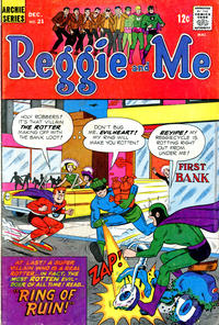 Cover Thumbnail for Reggie and Me (Archie, 1966 series) #21