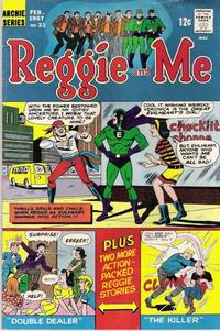 Cover Thumbnail for Reggie and Me (Archie, 1966 series) #22
