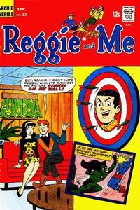 Cover Thumbnail for Reggie and Me (Archie, 1966 series) #23
