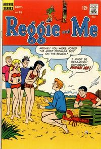 Cover Thumbnail for Reggie and Me (Archie, 1966 series) #31