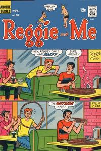 Cover Thumbnail for Reggie and Me (Archie, 1966 series) #32