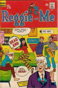 Cover Thumbnail for Reggie and Me (Archie, 1966 series) #33