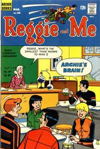 Cover Thumbnail for Reggie and Me (Archie, 1966 series) #34