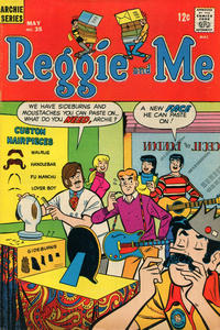 Cover Thumbnail for Reggie and Me (Archie, 1966 series) #35