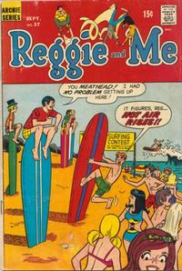 Cover Thumbnail for Reggie and Me (Archie, 1966 series) #37