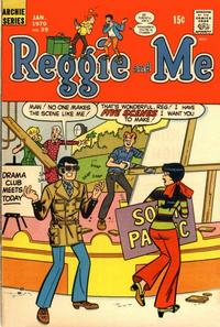 Cover Thumbnail for Reggie and Me (Archie, 1966 series) #39