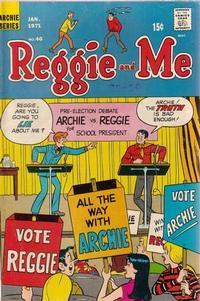 Cover Thumbnail for Reggie and Me (Archie, 1966 series) #46